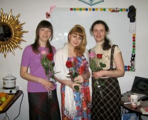 Новорожденные Богини)
