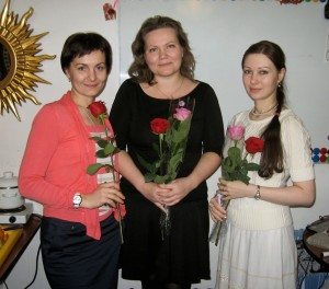 Новорожденные Богини и ещё одна скромная девушка)
